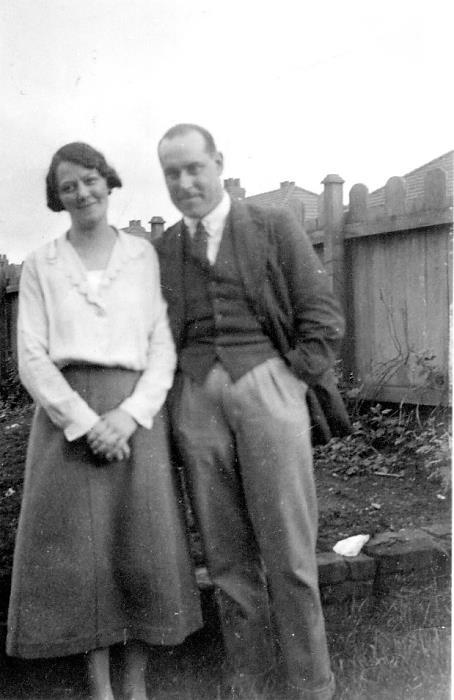 Celia and John