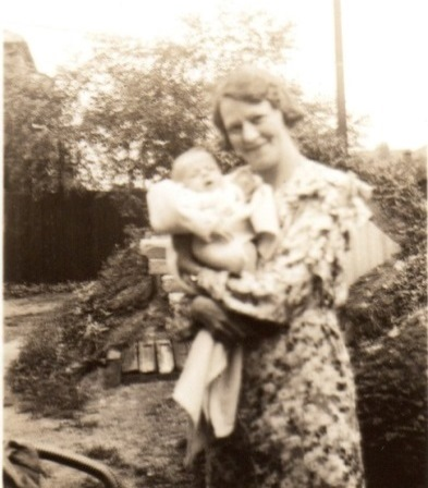 Celia and baby Martha