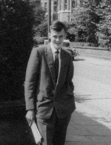Daniel aged 20