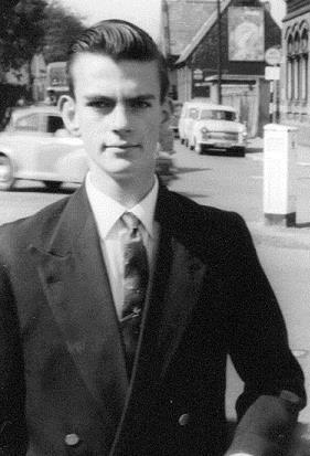 Edward aged 19