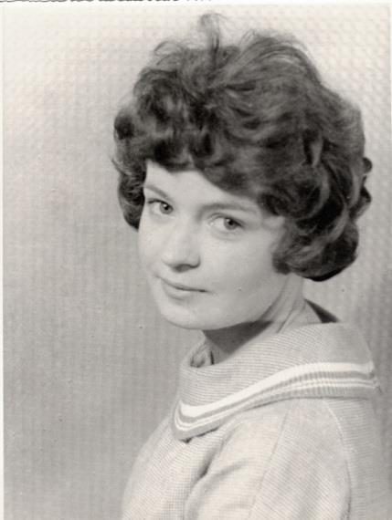 Martha aged 21